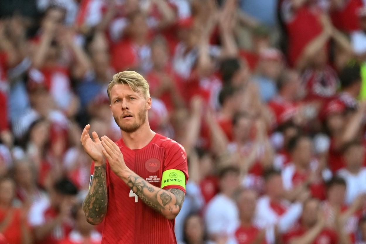 """EURO 2020   Simon Kjaer a rămas marcat de momentele dramatice în care Eriksen s-a zbătut între viaţă şi moarte: """"Nu o să uit niciodată ziua aceea!"""""""