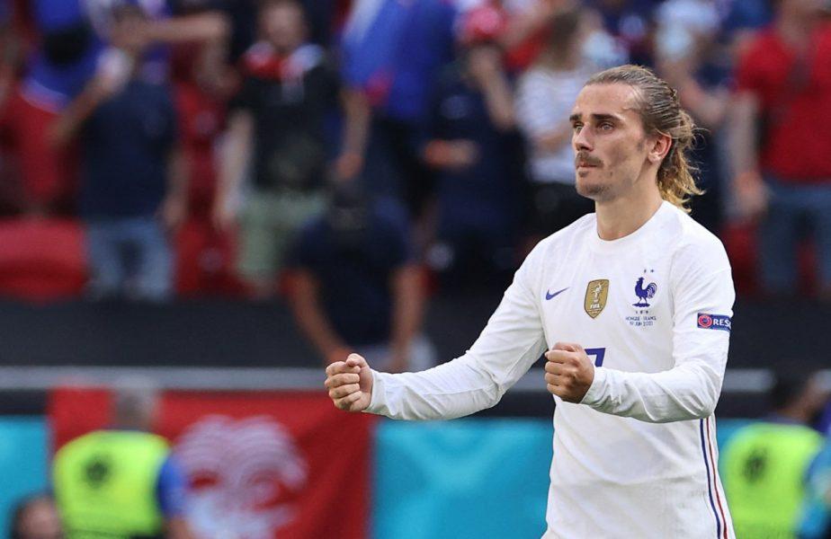 """Antoine Griezmann îl copiază pe Lionel Messi. """"Voi juca acolo!"""" Decizia luată înainte să o salveze pe Franţa la Budapesta"""