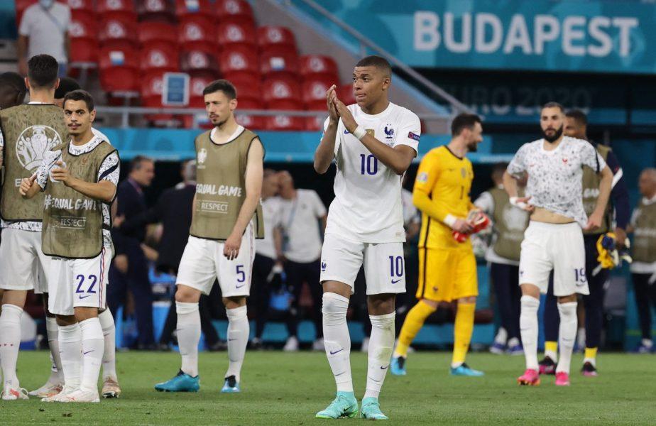 EURO 2020 | Mbappe, Pogba şi Benzema vin la Bucureşti. Franţa – Elveţia se joacă pe Arena Naţională. Anglia – Germania şi Belgia – Portugalia, şocurile optimilor de finală. Programul complet