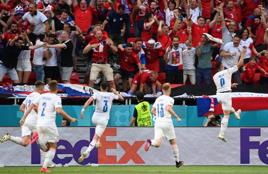Euro 2020   Olanda – Cehia 0-2. Surpriză uriaşă la Budapesta. Batavii au fost trimişi acasă! Patrick Schick, pe urmele lui Ronaldo