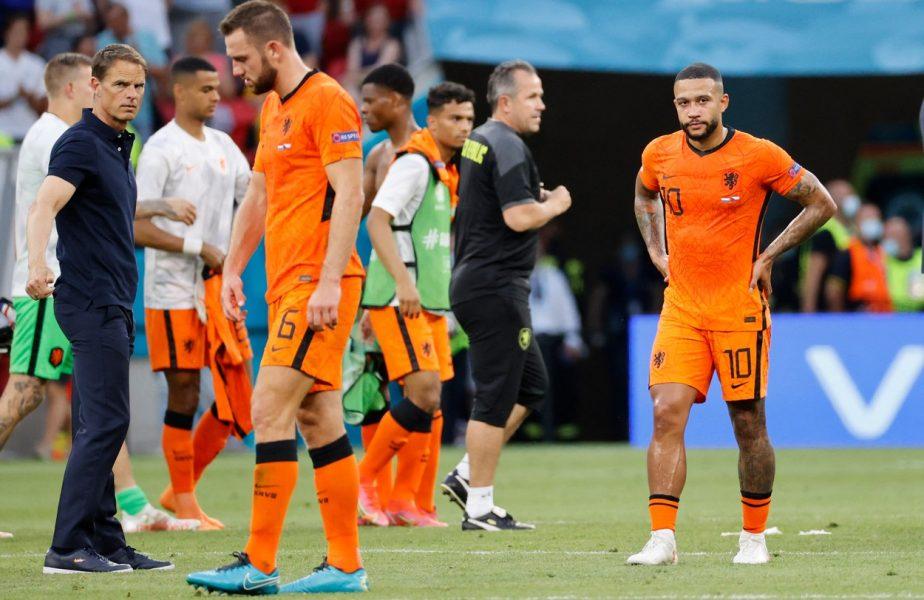 EURO 2020 | Eliminarea i-a fost fatală! Frank de Boer, dat afară de la naţionala Olandei după umilinţa cu Cehia. Ce coşmar a trăit în ultimii ani antrenorul