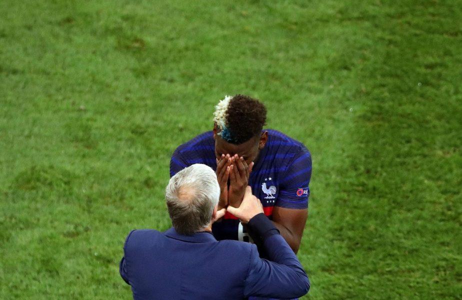 """Franţa – Elveţia 3-3 (4-5 d.l.d) """"Căzuţi atât de sus!"""" Reacţia presei internaţionale, după eliminarea incredibilă a campioanei mondiale de la EURO 2020"""