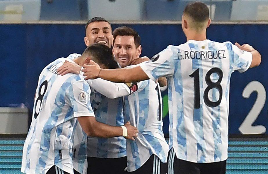 """Lionel Messi, două goluri în Argentina – Bolivia 4-1. Meciul cu care a intrat în istoria echipei naţionale. """"Nivel de elită!"""""""