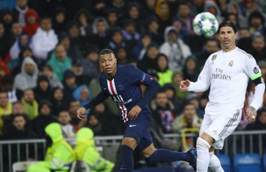 Sergio Ramos semnează cu PSG! I-a anunţat deja pe foştii colegi de la Real Madrid