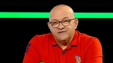 """""""Ce, mă, vrei statui? Stai blând că nu prindem loc nici la tribuna 1!"""" Gabi Balint, reacţie antologică după ce Hagi, Popescu şi Dorinel au fost trimişi la tribuna a doua la EURO 2020"""