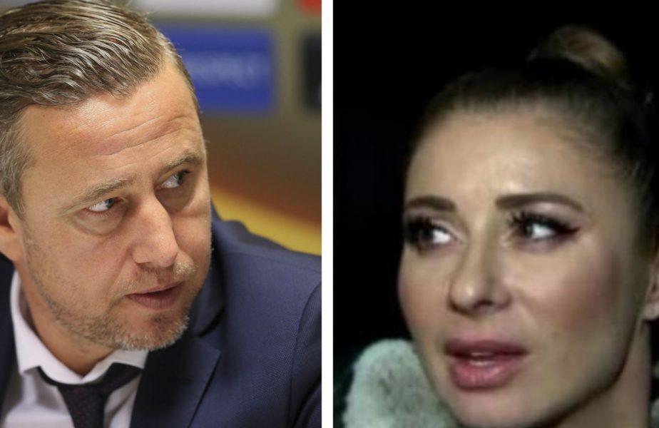 Dezvăluiri incredibile făcute de fosta nevastă a lui Laurenţiu Reghecampf după ce Anamaria Prodan i-a despărţit