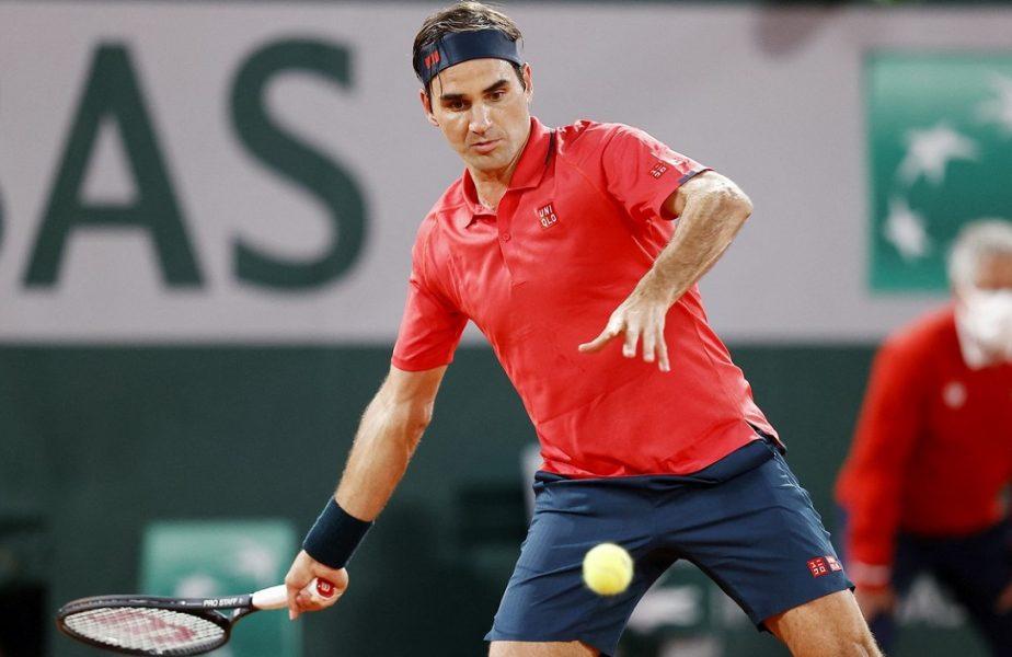 VIDEO. Roger Feder, execuţie uluitoare la Roland Garros! Elveţianul a trimis mingea pe lângă fileu + Mesaj impresionant de la Andy Murray