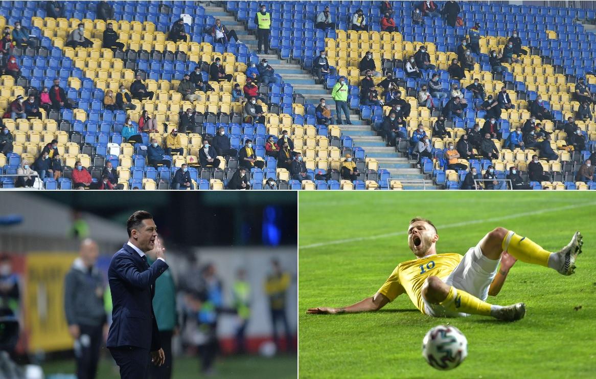 "România - Georgia 1-2 | RO-MÂNIA! Sau cum să te ""piteşti"" la Ploieşti"