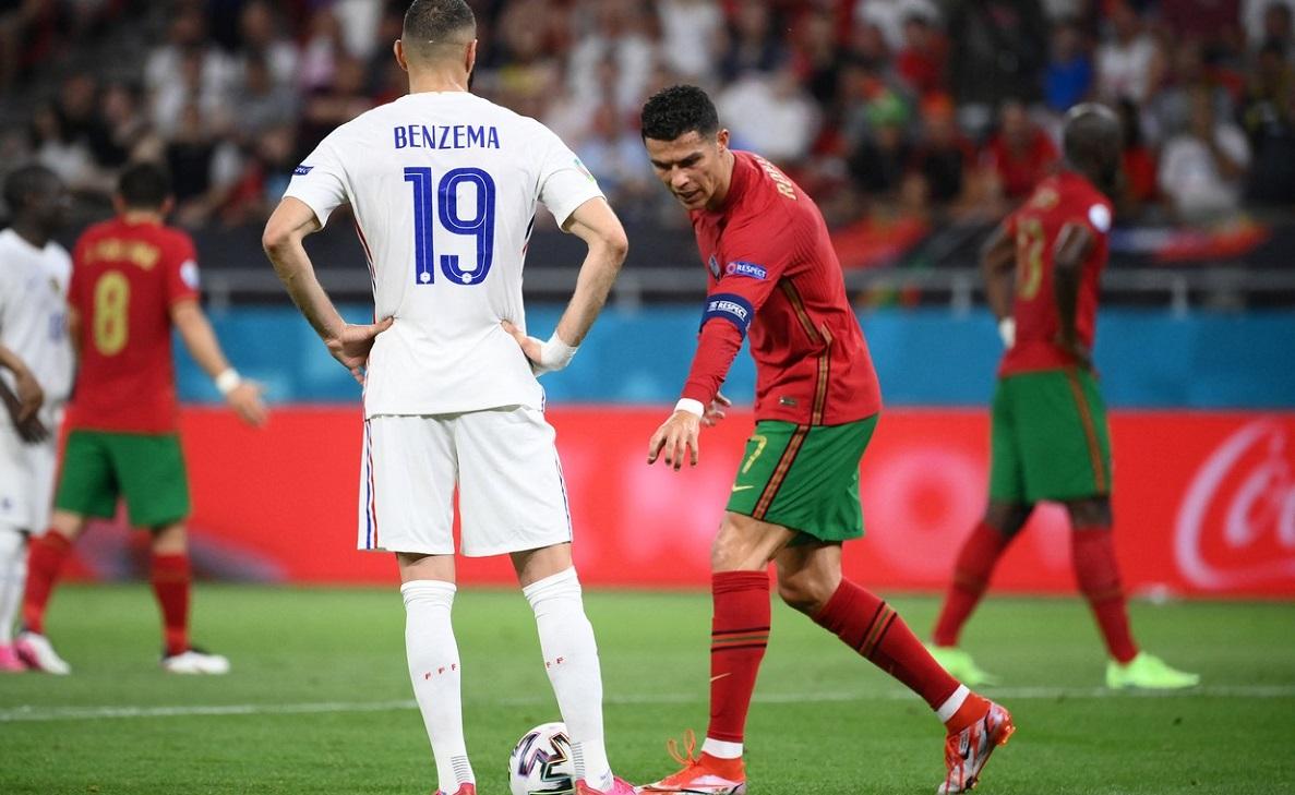 Cristiano Ronaldo, faza serii la Euro 2020