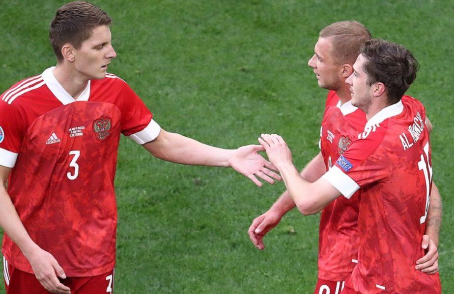 Euro 2020 | Finlanda – Rusia 0-1. Rușii revin în cărțile calificării. Miranchuk, eroul partidei