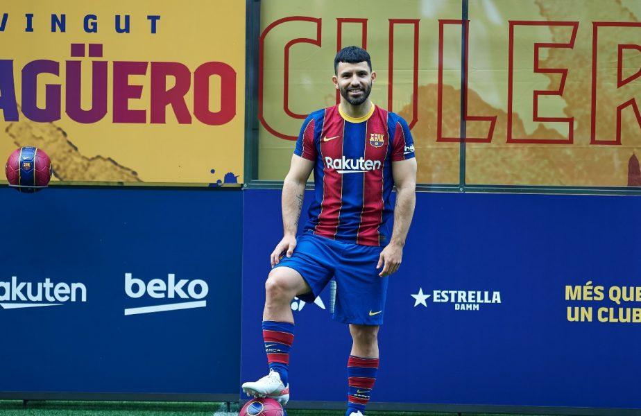 Kun Aguero, anunţ despre Lionel Messi!