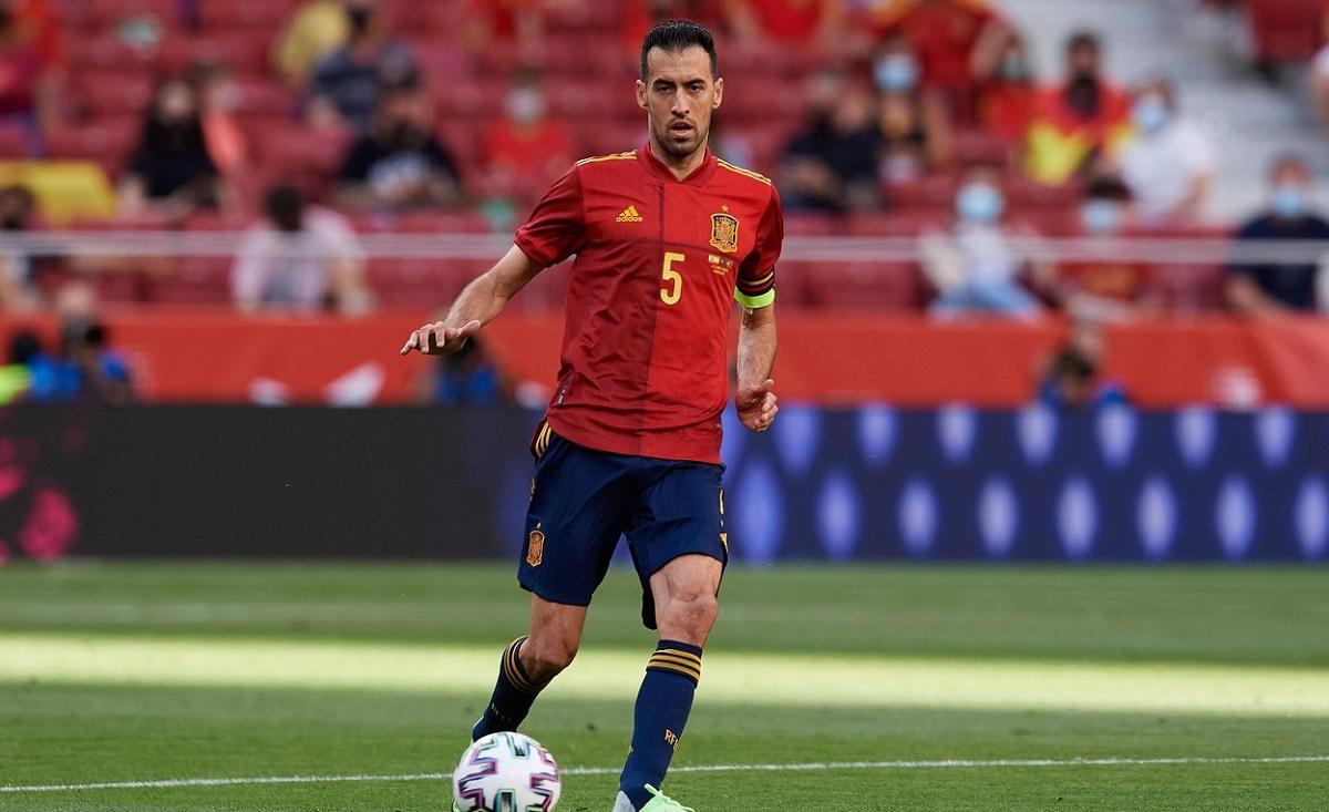 Sergio Busquets, testat pozitiv cu Covid-19