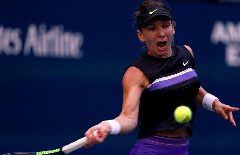 """Simona Halep """"a salvat"""" turneul de la Wimbledon! """"Folosești gamba mai mult, a avut anumite dureri"""""""