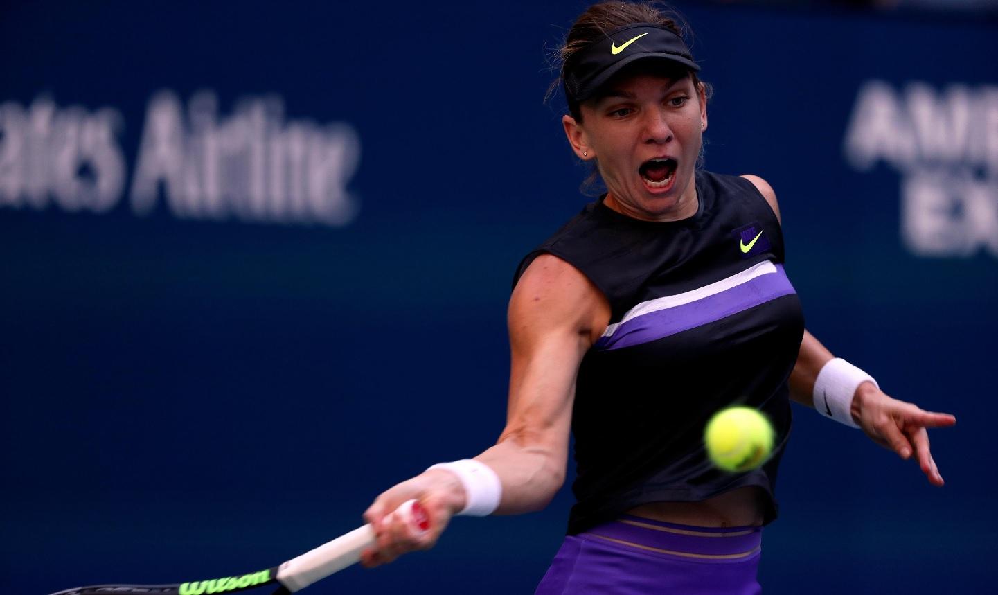"""Simona Halep """"a salvat"""" turneul de la Wimbledon"""