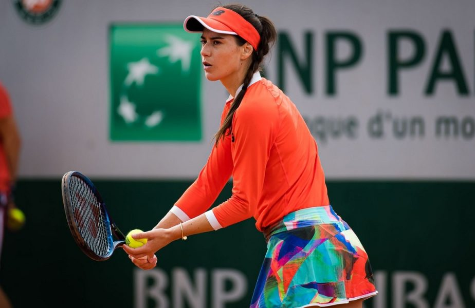 Roland Garros 2021 | Sorana Cîrstea – Tamara Zidansek 6-7, 1-6. Românca a ratat calificarea în sferturile de finală. Momentul în care s-a rupt meciul