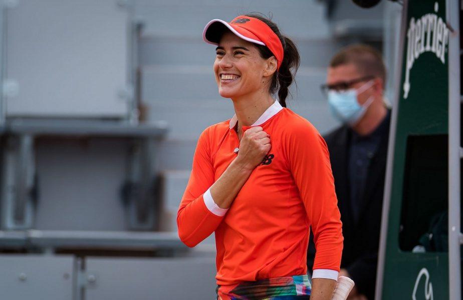 S-a anunţat ora de start a meciului Sorana Cîrstea – Tamara Zidansek, din optimile de finală de la Roland Garros. Ce au decis organizatorii