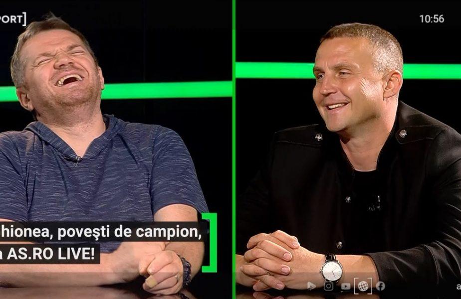 """Familia Steaua! Sorin Ghionea, secretul anului magnific 2006: """"L-am pupat mai mult pe Dică decât pe nevastă-mea!"""" :). Povestea revenirii cu Valencia"""