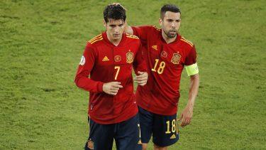 EURO 2020 | Spania – Polonia 1-1. Ibericii tremură pentru calificare. Au marcat Morata şi Lewandowski. Penalty ratat de Moreno. Kozlowski, cel mai tânăr în istoria competiţiei