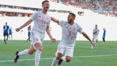 """EURO 2020   Slovacia – Spania 0-2 şi Suedia – Polonia 1-0. """"Furia Roja"""" s-a dezlănțuit! A înscris și """"francezul"""" Aymeric Laporte"""