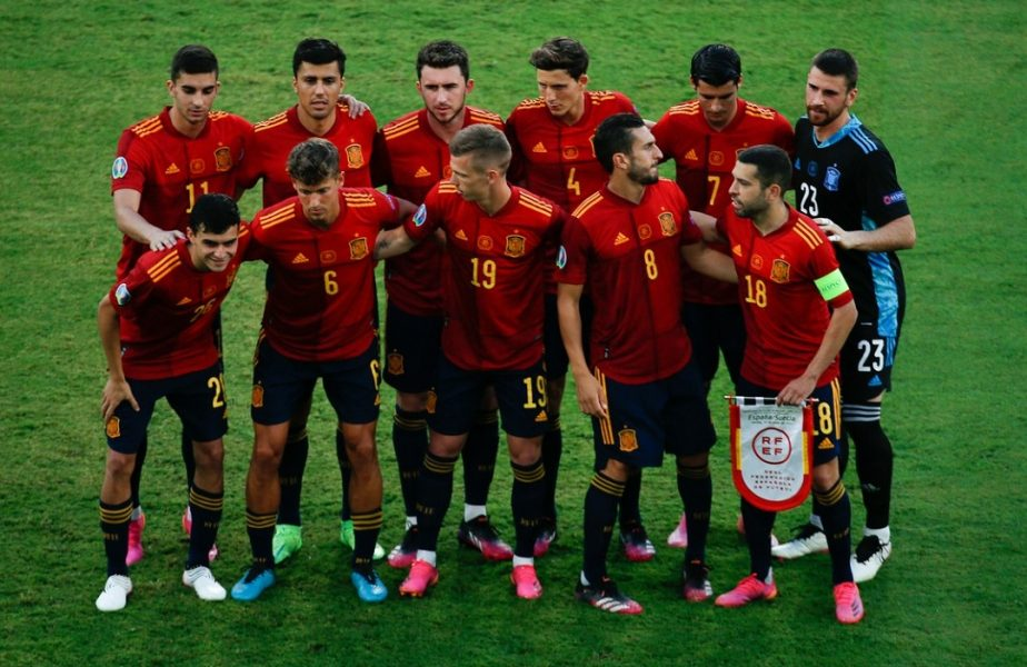 Euro 2020 | Spania, posesie zdrobitoare în prima repriză cu Suedia! Statistica e uluitoare