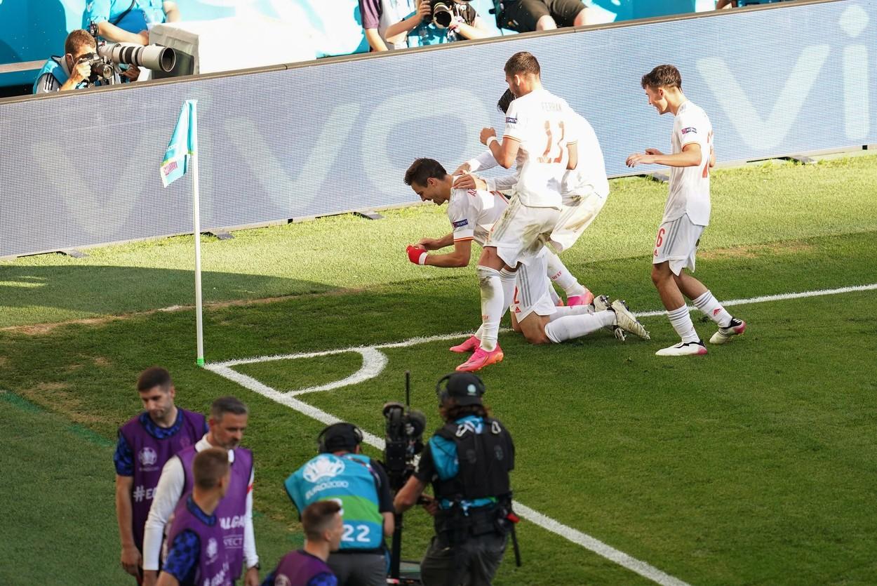 Spania bucurie