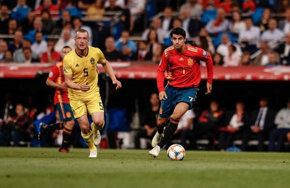 Euro 2020 | Spania – Suedia 0-0. Prima bombă de la Campionatul European. Ibericii i-au umilit pe nordici la posesie, dar au ratat din toate poziţiile