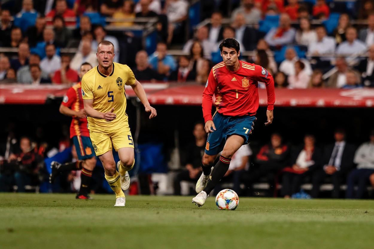 Spania - Suedia