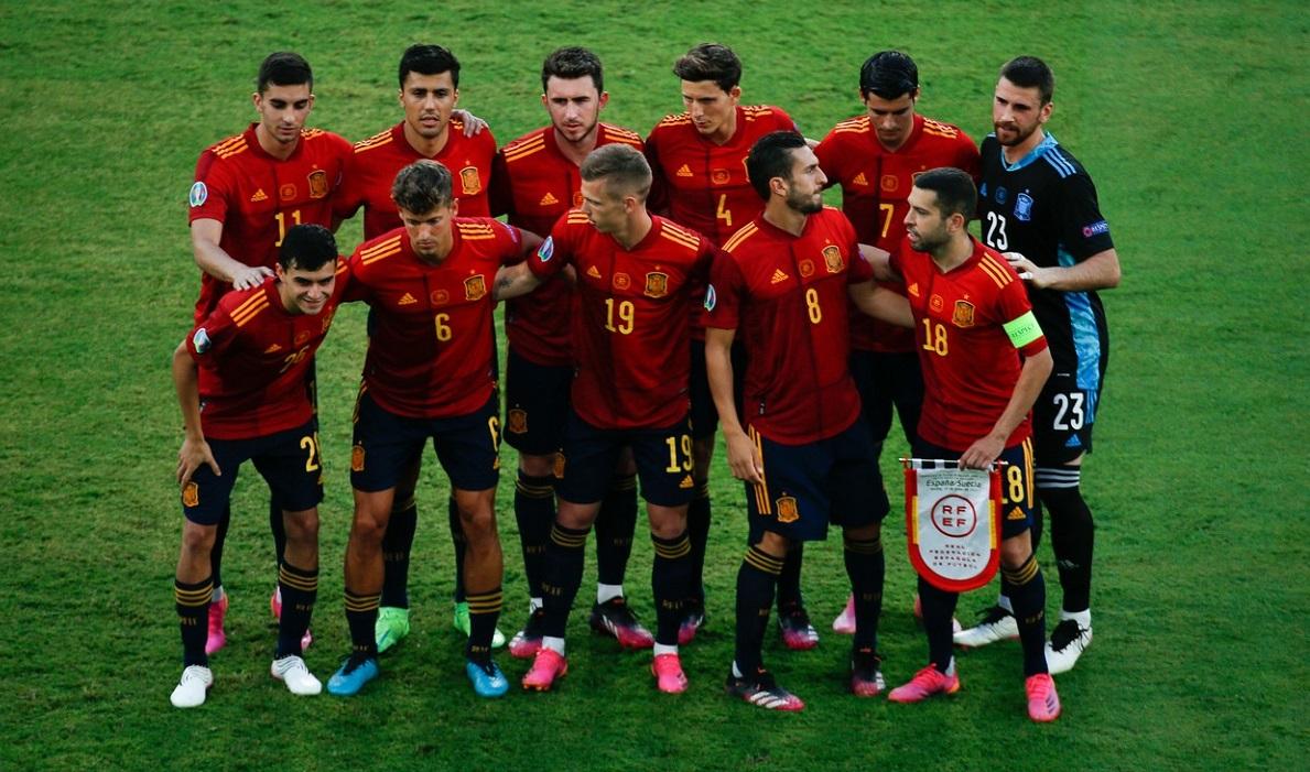 Spania, posesie zdrobitoare împotriva Suediei