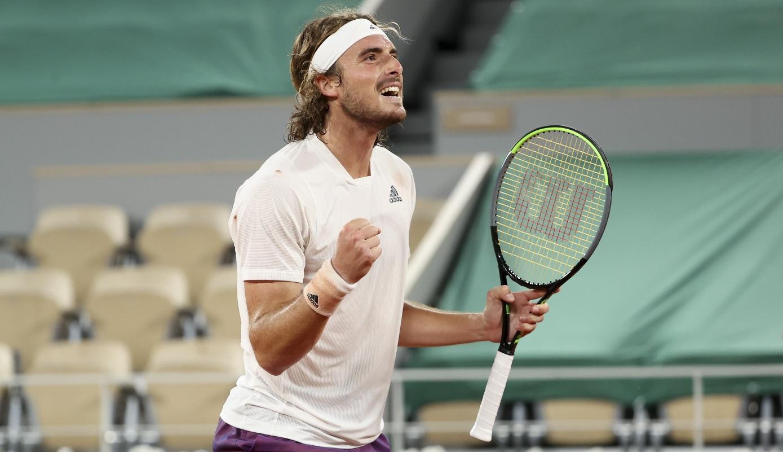 Roland Garros | Ştim prima semifinală masculină. Stefanos Tsitsipas l-a bătut pe Medvedev. Rafael Nadal şi Novak Djokovic joacă azi