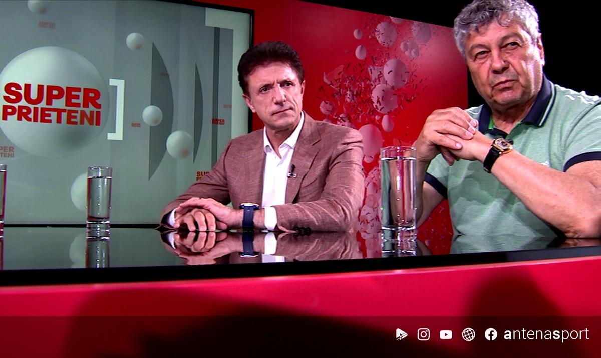 Gică Popescu, Mircea Lucescu, SuperPrieteni
