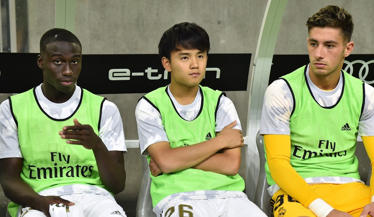 Takefusa Kubo, gol de generic pentru Japonia U23