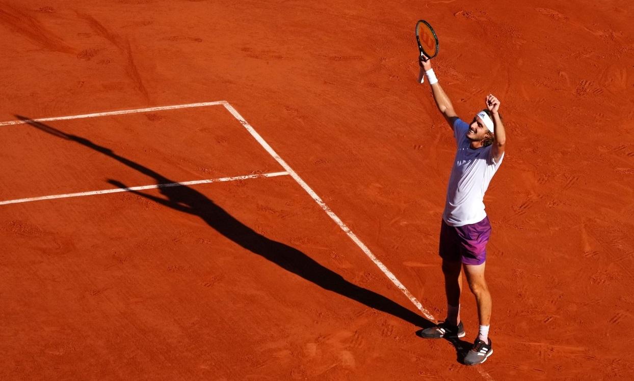 Stefanos Tsitsipas, calificare în finală la Roland Garros 2021