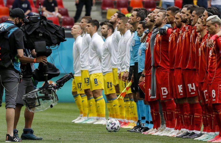EURO 2020 | Ucraina – Macedonia de Nord 2-1. Meci nebun pe Arena Naţională, cu două penalty-uri ratate