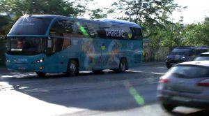 Ucraina autocar