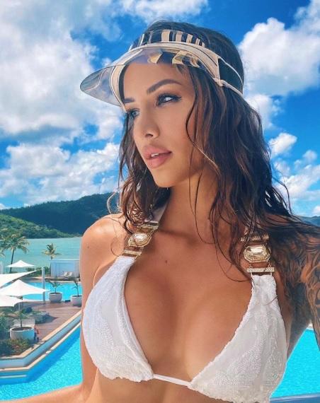 Vanessa Sierra, scandal cu Bernard Tomic / Sursa: Instagram Vanessa Sierra