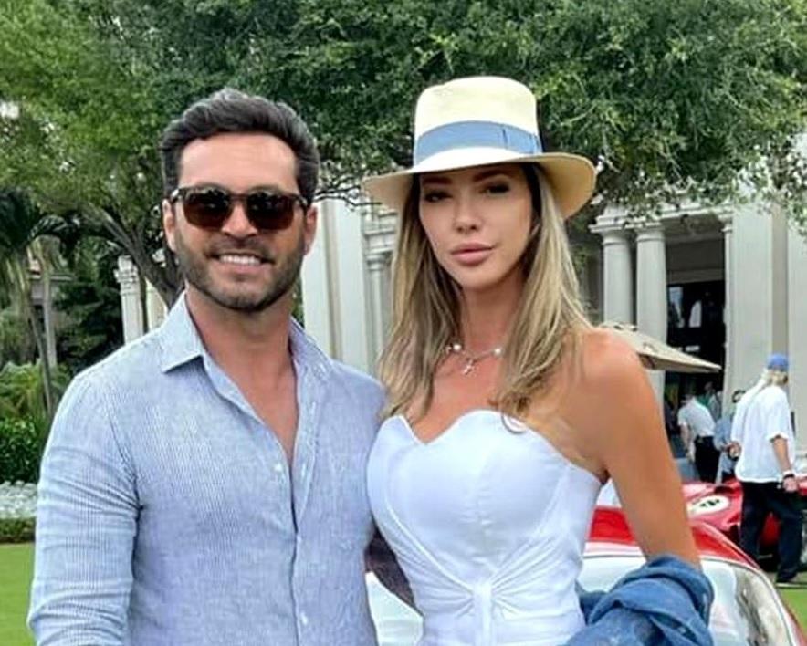 S-a aflat când va avea loc nunta dintre Alina Vidican şi milionarul brazilian
