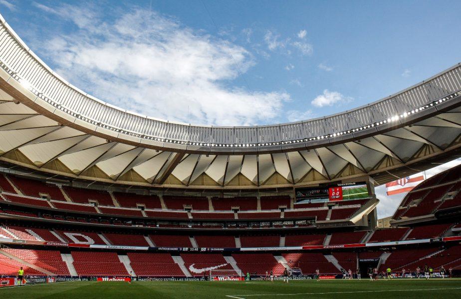 """Real Madrid, în casa duşmanului istoric! """"Galacticii"""" vor să joace pe teren propriu pe Wanda Metropolitano"""