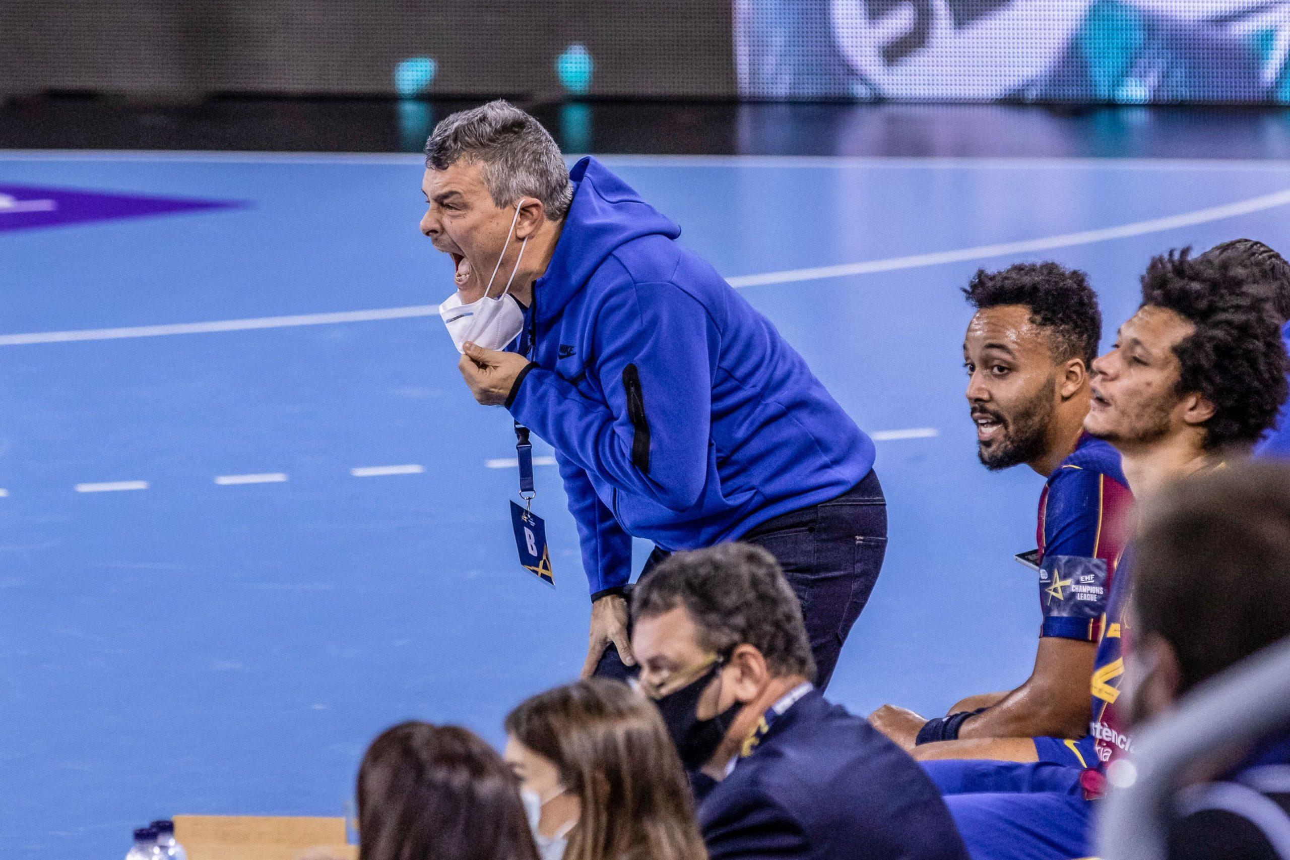"""Xavi Pascual, de la Barcelona la Dinamo: """"Am pierdut o singură partidă. Ce trebuia să fac?"""""""