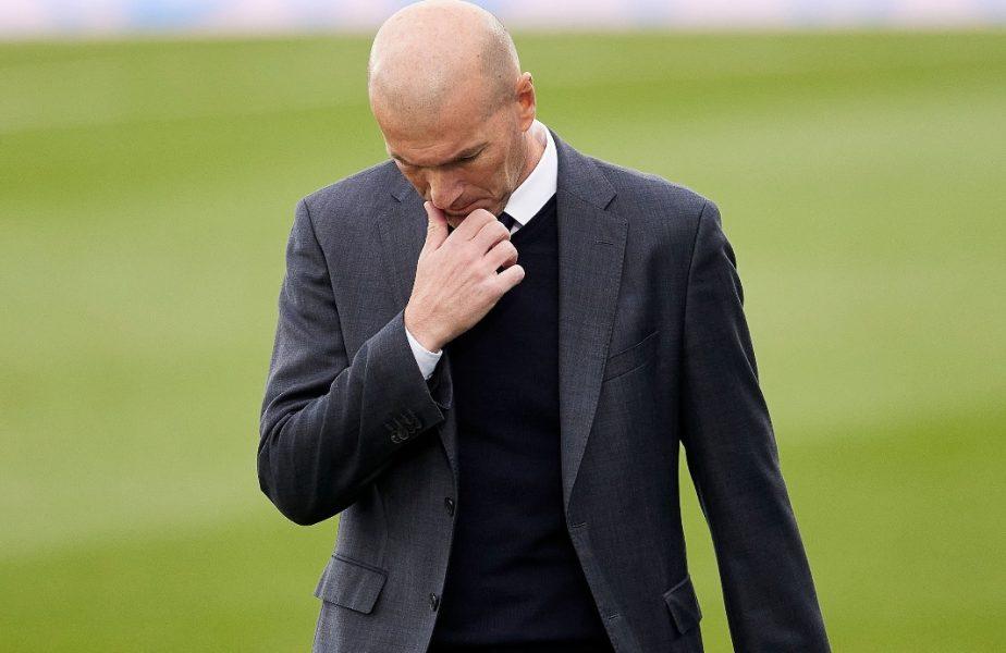"""Zinedine Zidane a făcut praf un reporter! """"Este o ruşine ce faci! Vino aici, să vorbim fără cameră"""". Întrebarea care l-a scos din minţi"""