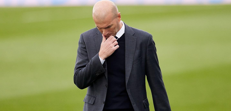 Zinedine Zidane a făcut praf un reporter