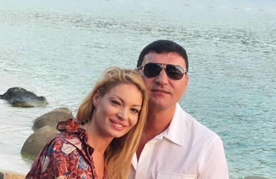 """Femeia care şi-a abandonat căsnicia pentru Cristi Borcea surprinde din nou! Cum a fost văzută Valentina Pelinel: """"Foarte frumoasă rochia"""""""