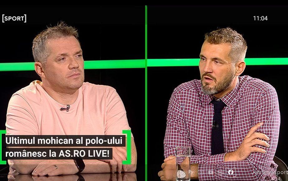 """Cosmin Radu, impresionat de """"Armada""""! """"Fanii de la fotbal nu aveau voie la polo!"""" Povești de senzație din Italia și Croația"""