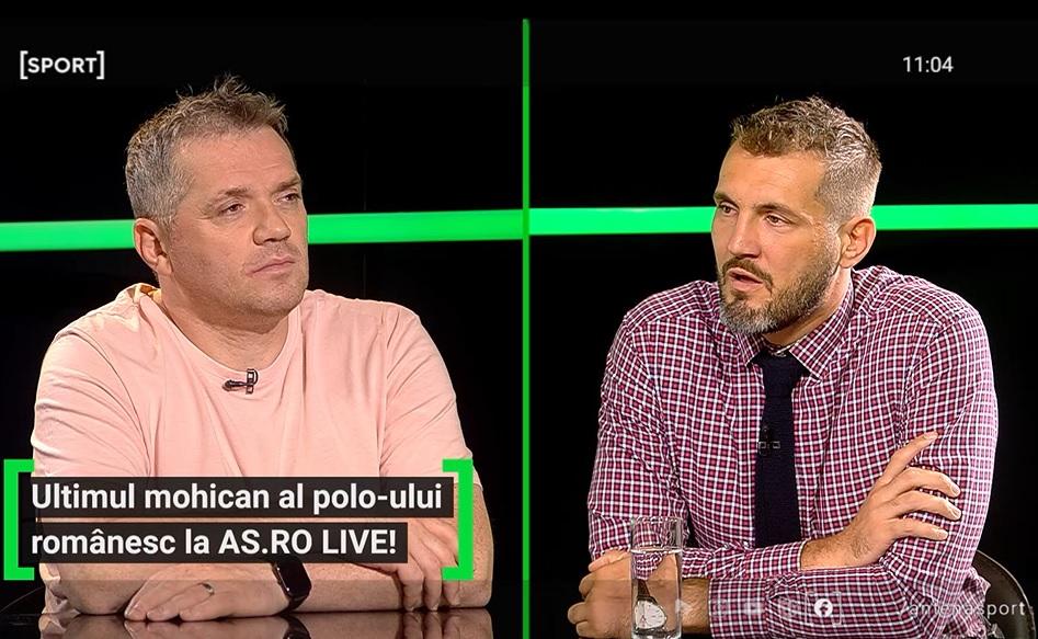 Cosmin Radu a fost invitat la AS.ro LIVE