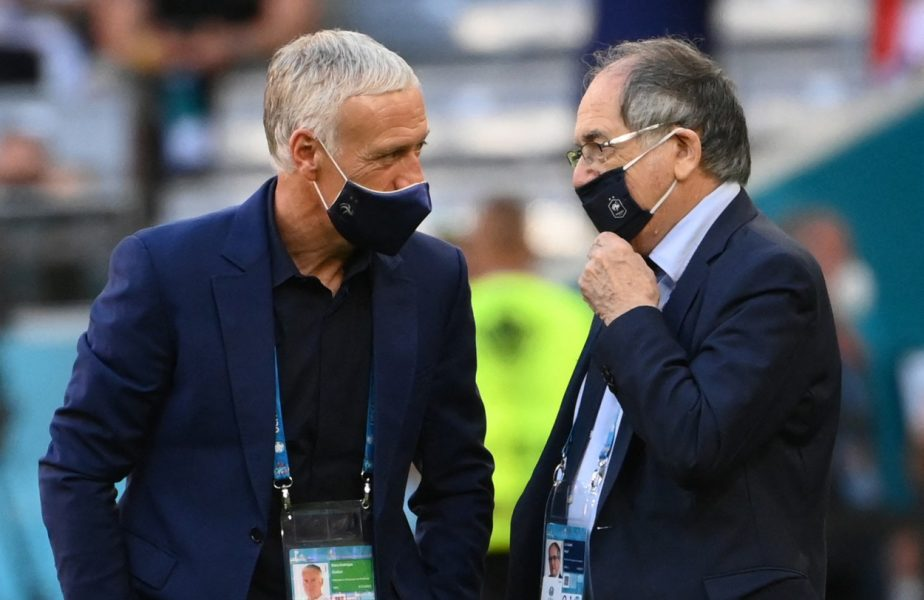 Didier Deschamps, întâlnire de gradul zero cu preşedintele Noel Le Graet! Decizia luată după ce Franţa a fost eliminată de la EURO 2020 pe Arena Naţională