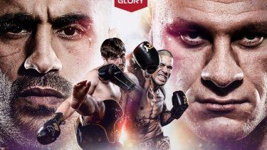 Cătinaș revine în ring! Luptă în aceeași gală cu Badr Hari și alte vedete din GLORY pe 4 septembrie