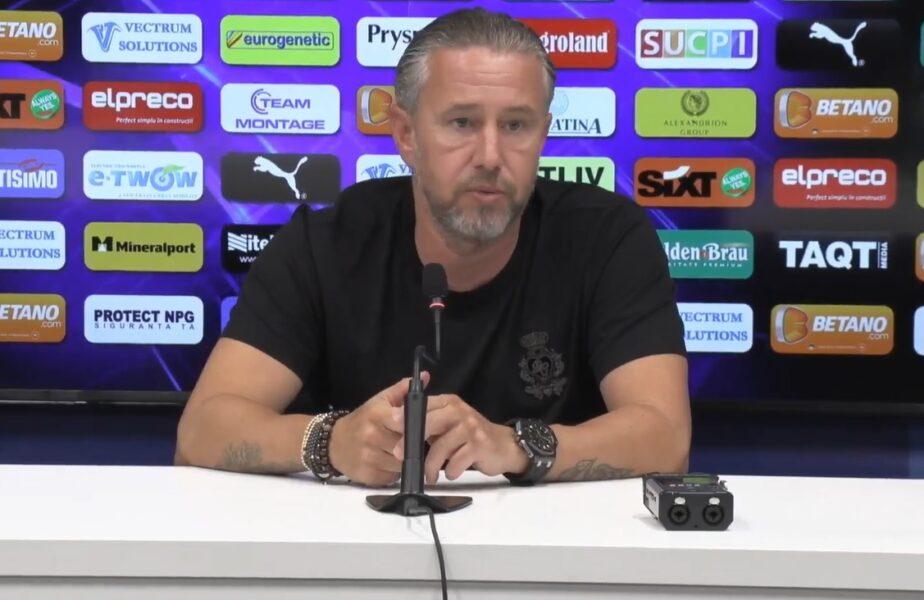 """Laurențiu Reghecampf a vorbit despre transferurile aşteptate la Universitatea Craiova: """"O să discut cu patronul!"""". Anunţ despre Paul Anton şi Andrei Ciobanu"""