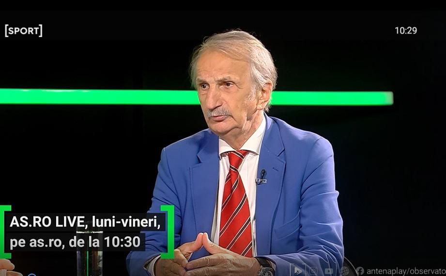 Mircea M Ionescu a fost invitat la AS.ro LIVE