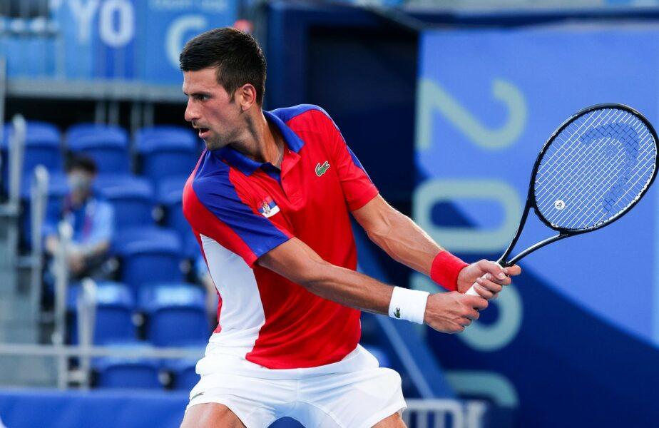 Jocurile Olimpice 2020 | Novak Djokovic, din ce în ce mai aproape de mult râvnita medalie! Sârbul n-a avut emoţii cu Alejandro Davidovich. Programul sferturilor de finală