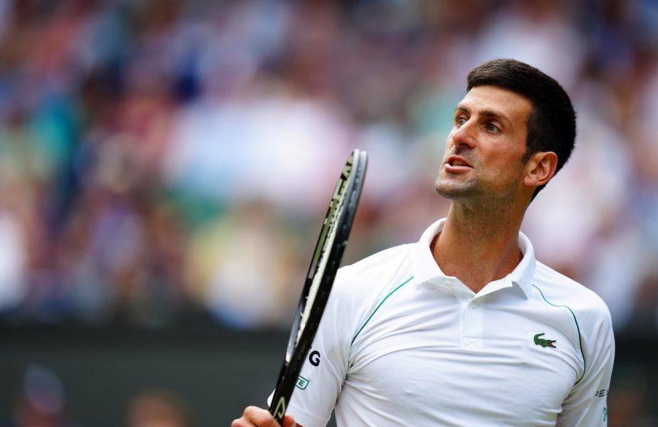Wimbledon 2021 | Novak Djokovic scrie din nou istorie! Sârbul e în sferturi pentru a 12-a oară în carieră. Şi Ashleigh Barty a impresionat la Londra. Ce a făcut Raluca Olaru