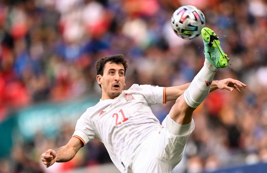 EURO 2020 | Mikel Oyarzabal, ghinionistul de serviciu în Italia – Spania! Atacantul lui Luis Enrique a ratat ocazii uriaşe